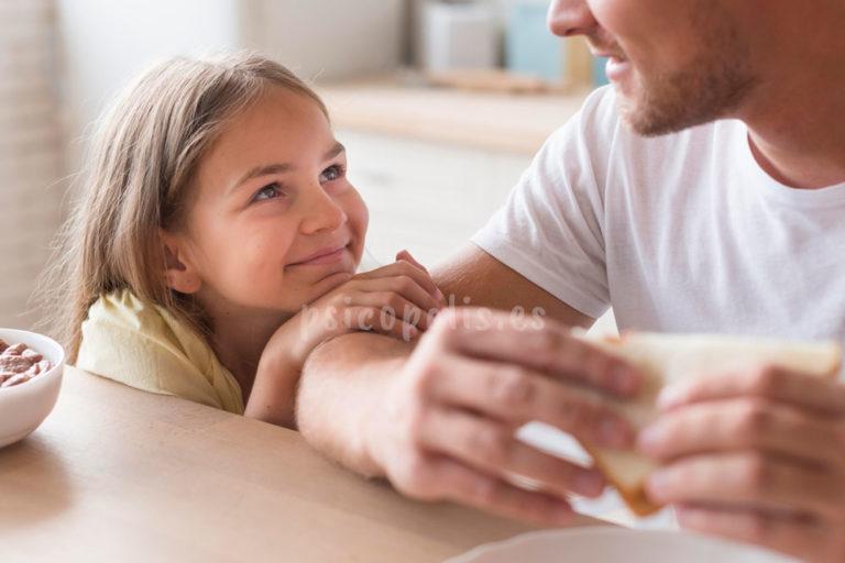 Conexión emocional con los hijos - Psicopolis Alicante