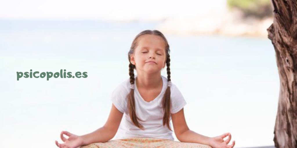 Ejercicios de relajación para niñas y niños enfadados o nerviosos
