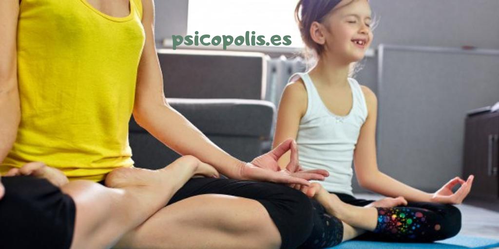 Libros de yoga para niños y niñas